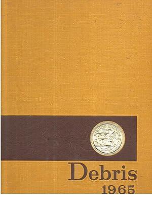 Purdue University Debris Yearbook, Volume 78, 1965: Clark, Gerriann et al. (Eds.)