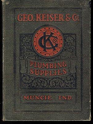 Catalogue G, Geo. Keiser & Co. Plumbing Supplies, Sanitary Plumbing Fixtures, Jobbers of ...