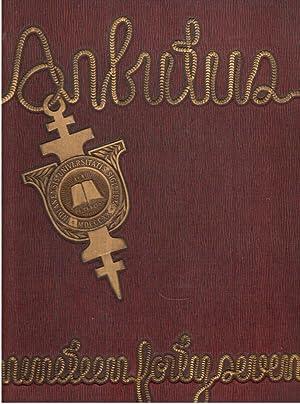 Indiana University Arbutus Yearbook, 1947: Humphrey, Jim et al (Eds.)