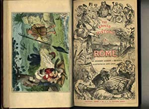 The Comic History of Rome: A'Beckett, Gilbert Albott