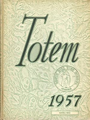 South Side High School Totem Yearbook, 1957: Senior Class (Eds.)