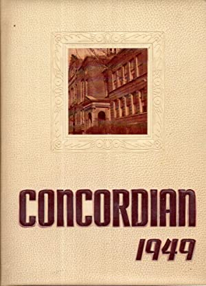 Concordia College and Concordia High School Concordian Yearbook, 1949