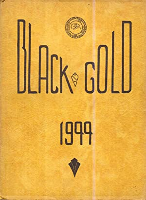 Fairmount High School Black and Gold Yearbook, 1944