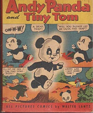 All Pictures Comics: Andy Panda and Tiny Town: Lantz, Walter