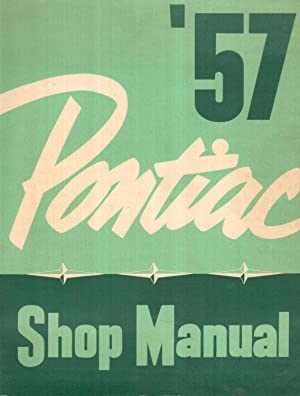 1957 Pontiac Shop Manual, S-5704