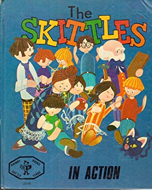 The Skittles in Action: Kincaid, Lucy and