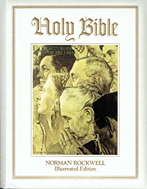 The Holy Bible: Norman Rockwell Illustrated Edition,