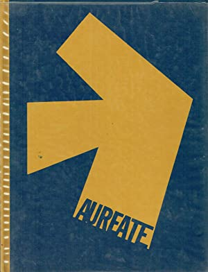 Bishop Dwenger High School Aureate Yearbook, Volume 4,1970