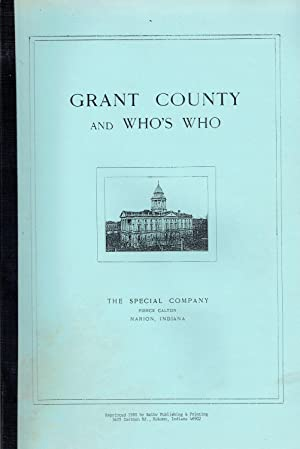 Grant County and Who's Who