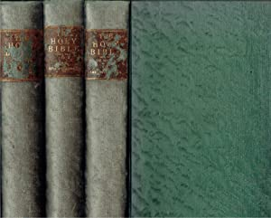 The Holy Bible, Containing the Old & New Testaments & the Apocrypha, in Three Volumes