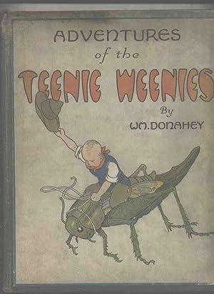 Adventures of the Teenie Weenies: Donahey, William