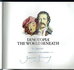 Dinotopia: The World Beneath: Gurney, James