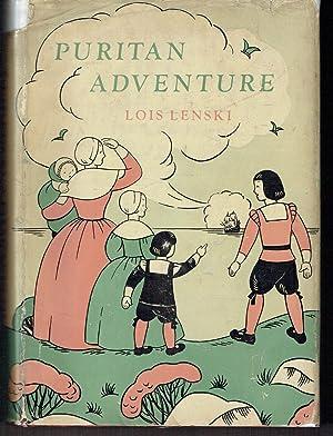 Puritan Adventure: Lenski, Lois