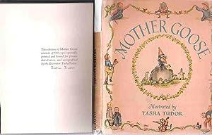 Mother Goose, Seventy-seven Verses Selected and Illustrated by Tasha Tudor: Tudor, Tasha (Ed.)