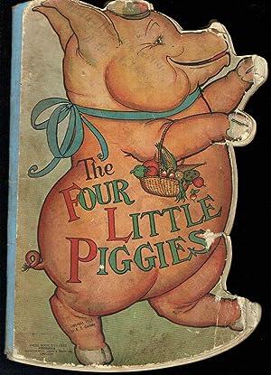 The Four Little Piggies: Garman, K.E.
