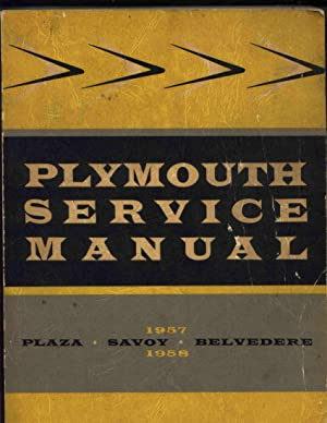 Plymouth Service Manual, Model P30 and P31, LP1 and LP2: Diagnosis Procedures, Adjustments, ...