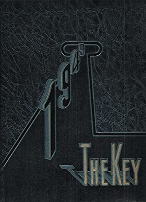 The Key, Bowling Green State University Yearbook, 1949: Shellhammer, Ray (Ed.)