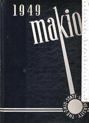 1949 Makio, Ohio State University Yearbook, Volume: Jaynes, William and