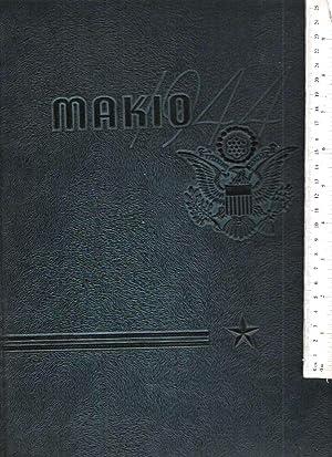 1944 Makio, Ohio State University Yearbook, Volume 63: Floyd, Eleanor M. (Ed.)