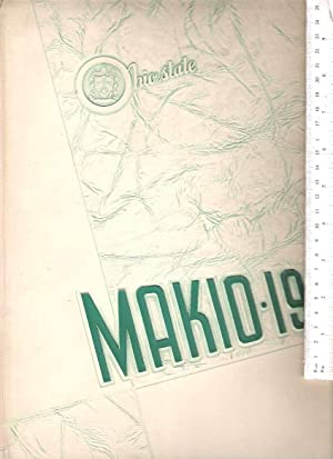 1947 Makio, Ohio State University Yearbook, Volume: Haddox, Maryellen (Ed.)