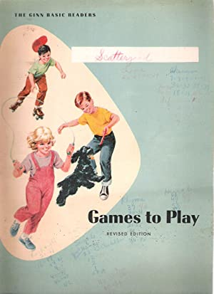 Games to Play: Activities for Reading Readiness: Haynes, Grace B. and David H. Russell