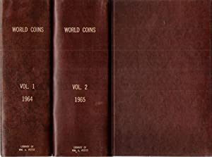 World Coins, Devoted to Foreign and Ancient Coins, Volume 1, Issue No. 1, January, 1964 through ...