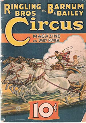 Ringling Bros and Barnum & Bailey Circus Magazine and Daily Review, 1935
