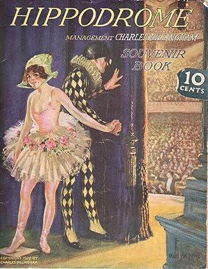 Hippodrome Souvenir Book, 1920