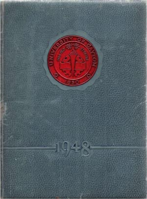The 1948 Daytonian, University of Dayton Yearbook: Barlow, Jeanette and Harry Parr (Eds.)