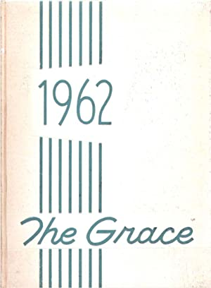 1962 Grace, Grace Theological Seminary, Grace College Yearbook, Volume 13