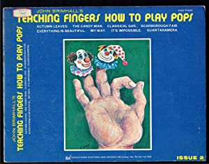 John Brimhall's Teaching Fingers How to Play Pops: Easy Piano, Issue 2, Issue 3, Issue 4: ...