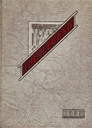 North Side High School Legend Yearbook, 1933, Volume V: Senior Class (Eds.)