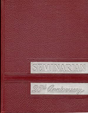 The Seminarian, Asbury Theological Seminary Yearbook, 1948, 25th Anniversary: Senior Class (Eds.)
