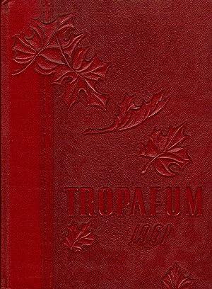 The Tropaeum, Butler High School Yearbook, Volume 62, 1961: Mason, Doris Jean and Carrie Lou ...