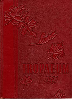 The Tropaeum, Butler High School Yearbook, Volume 62, 1961: Mason, Doris Jean and Carrie Lou ...