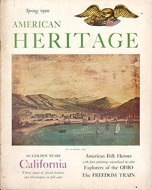 American Heritage, New Series: Volume I, Number 3: Spring, 1950: Newton, Earle (Ed.)
