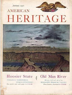 American Heritage, New Series: Volume 2, Number 1: Autumn, 1950: Newton, Earle (Ed.)