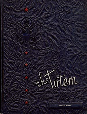 The 1943 Totem, South Side High School Yearbook: We Also Serve: McNulty, Bill et al. (Eds.)
