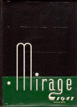 Mirage, Depauw University Yearbook, 1941: Senior Class (Eds.)