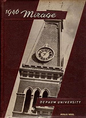Mirage, Depauw University Yearbook, 1946: Weekly Reflections: Senior Class (Eds.)