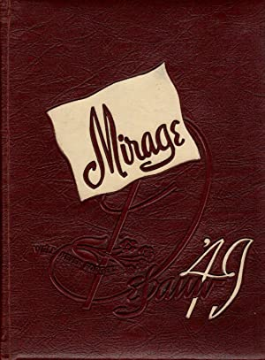 Mirage, Depauw University Yearbook, 19469: We'll Never Forget: Senior Class (Eds.)