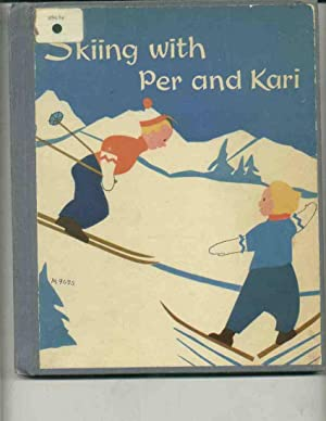 Skiing with Per and Kari: Murstad, Tomm