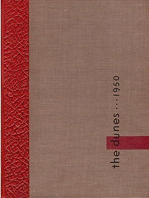 The Dunes, 1950 Hammond High School Yearbook: Senior Class (Eds.)