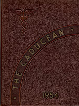 The Caducean, Ohio State University School of Medicine Yearbook, 1954: Senior Class (Eds.)