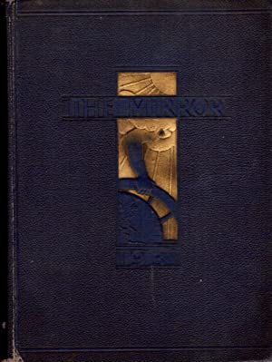 The Mirror, Montpelier High School Yearbook, 1931, Volume XIII: Kiess, Robert et al. (Eds.)