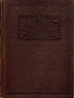 The Bellerophon, Tully-Convoy High School Yearbook, Volume V, 1928: Senior Class (Eds.)