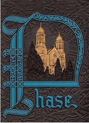 Phase, St. Joseph's College Yearbook, 1961: Vogt, Richard L. et al. (Eds.)