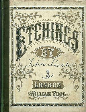 John Leech's Etchings