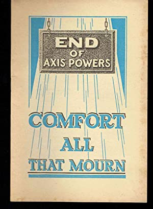 End of Axis Powers: Comfort All That: Rutherford, J.F.