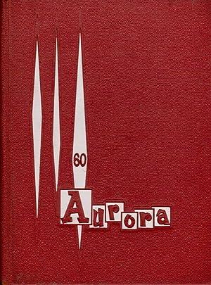 Aurora, Manchester College Yearbook, 1960: Senior Class (Eds.)